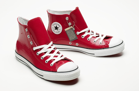 Converse X Barney's New York Full Leather Chuck Taylor High
